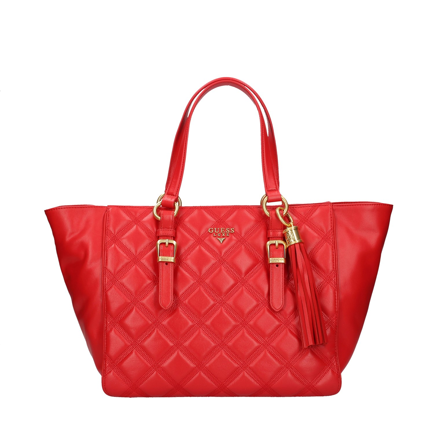 ad0a0113b6 Guess Shopping Bag Red | Shopping Bag Donna | Stage Accessories