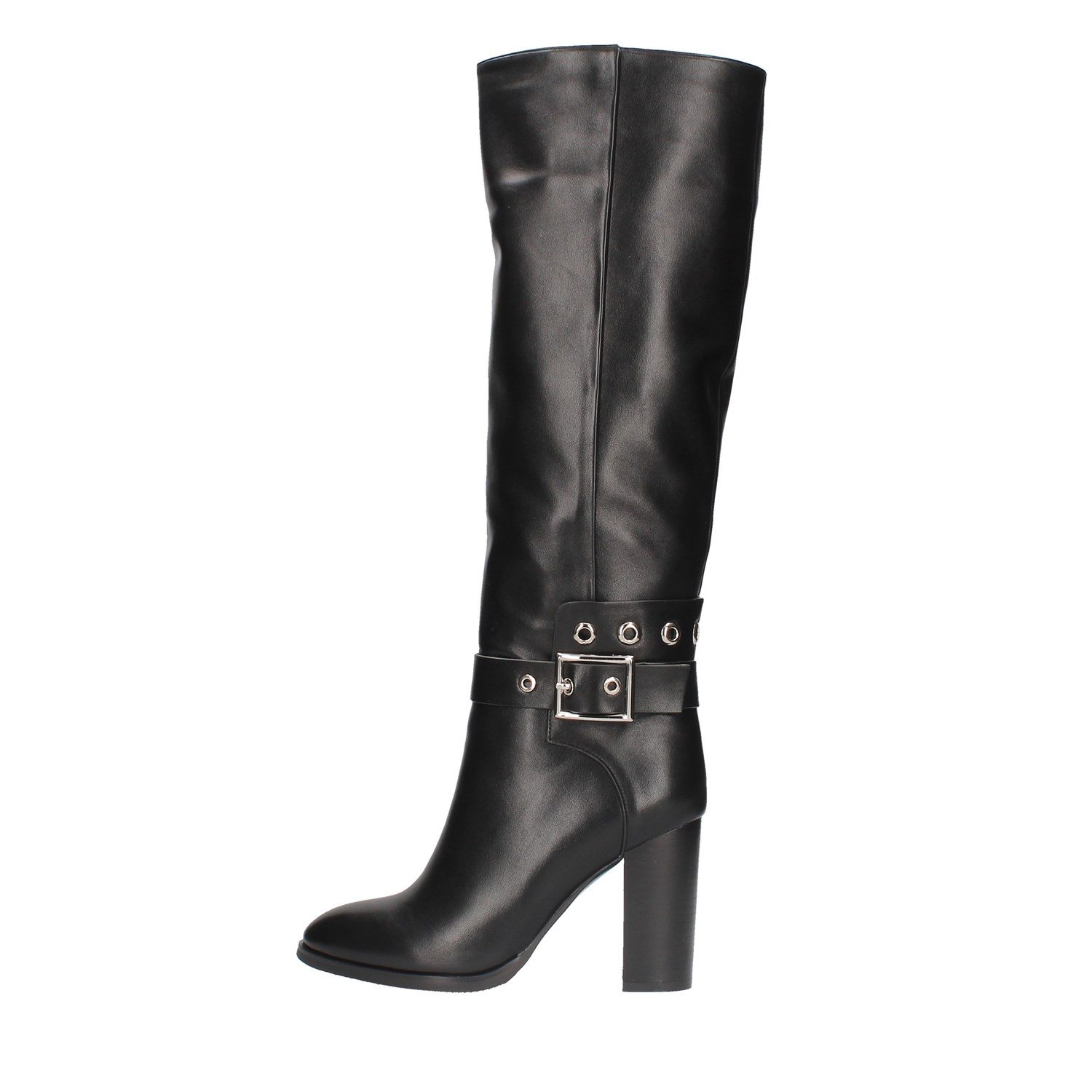 lowest price 2e833 c99d9 Boots Luciano Barachini Woman - black - Buy Boots On line on ...