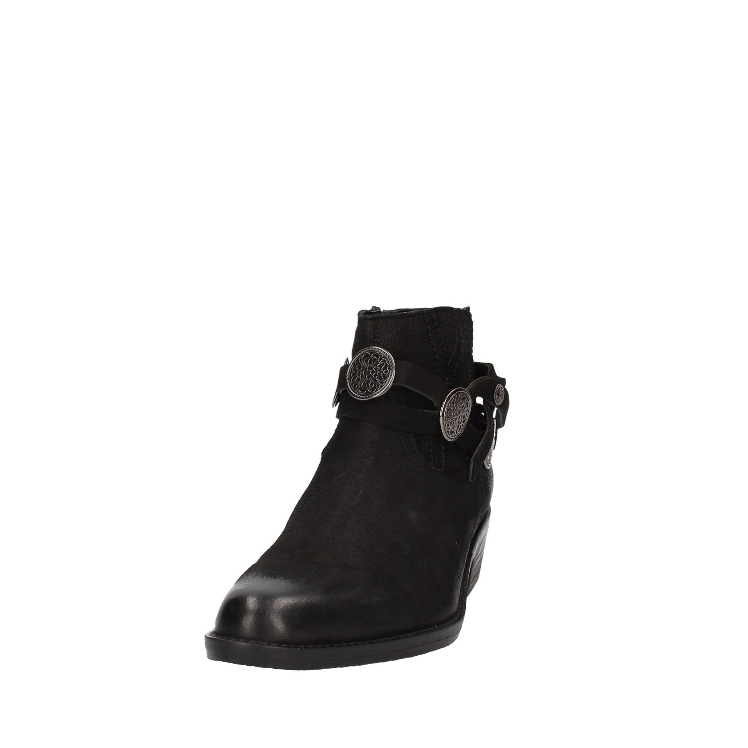 Inuovo Makemake Black Shoes Woman
