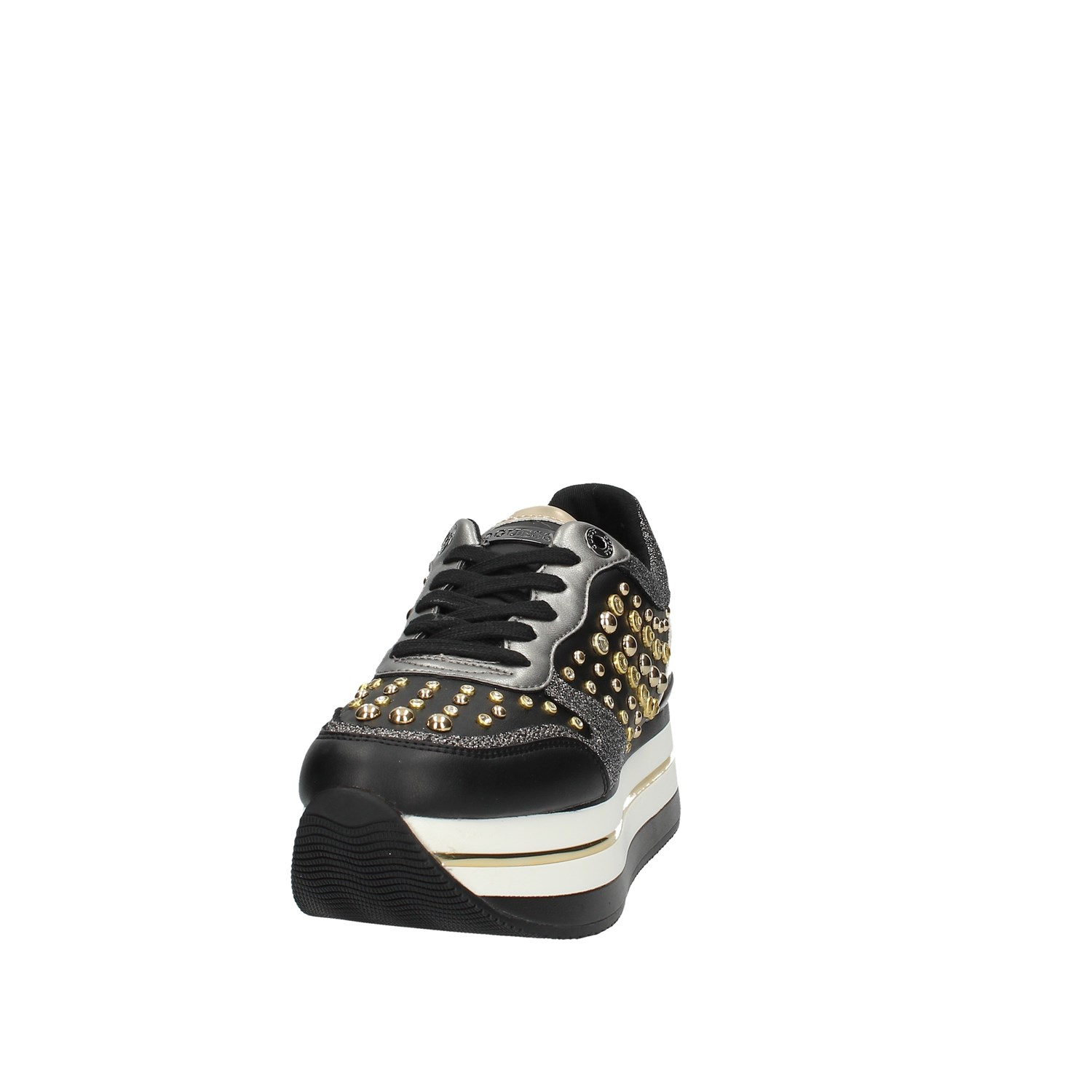 Stage Donna Hamptyn Accessories Sneakers Nero Guess 1qawxgIn