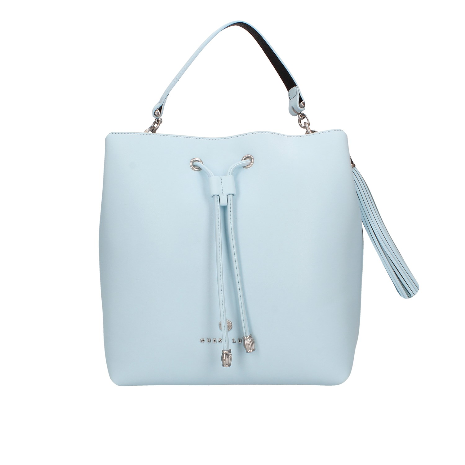 Tote bag Guess Luxe Woman Light blue Buy Tote bag On