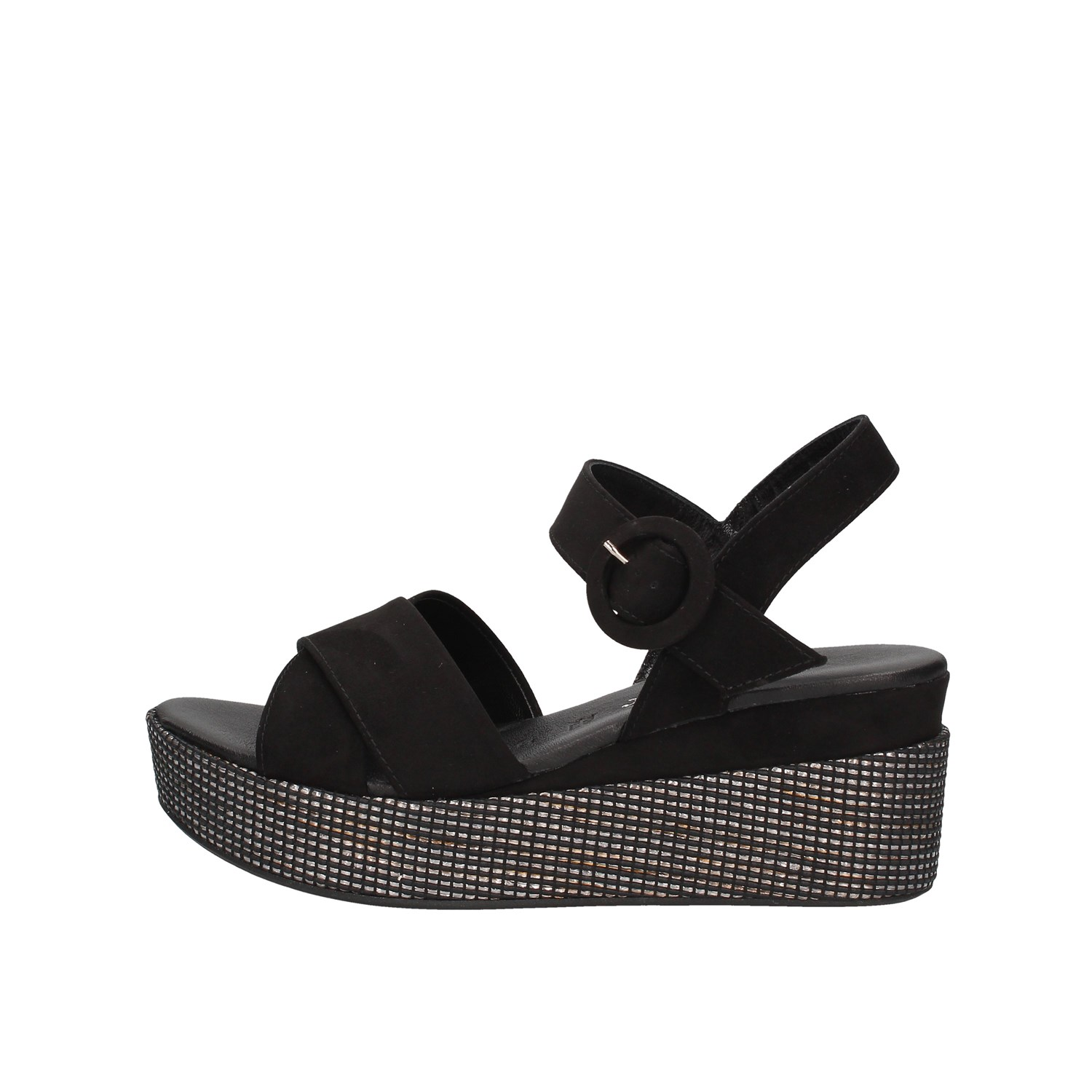 Le Mer 462/f25 Black Shoes Woman