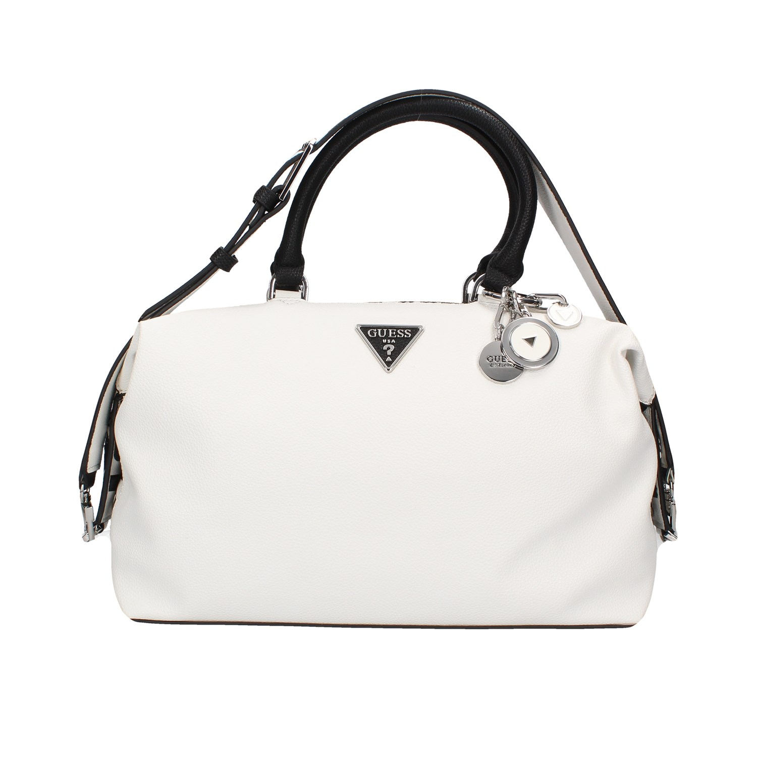 Black and white Guess handbags collection spring summer 2014