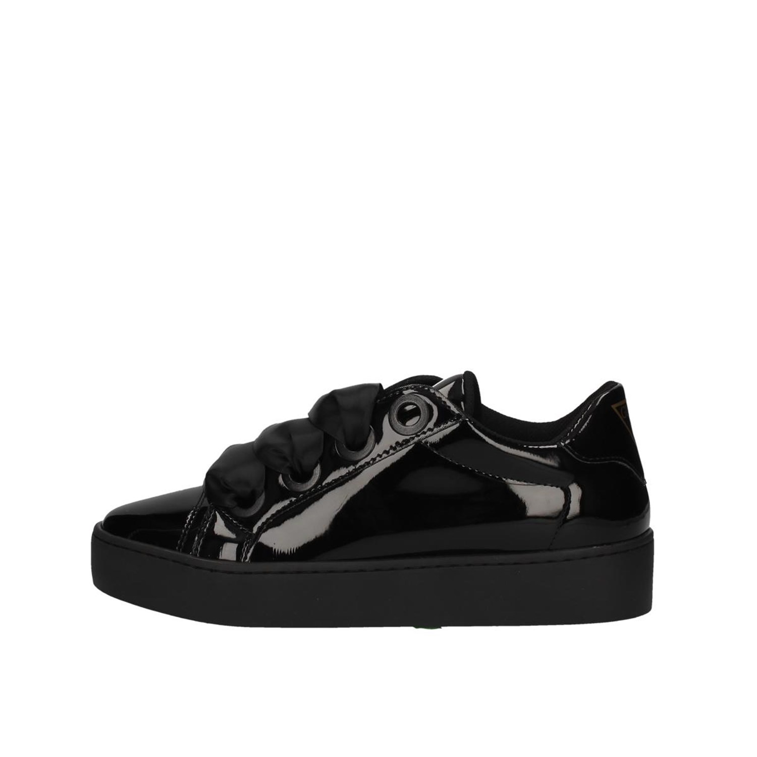 Guess Flurn1ele12 Black Shoes Woman