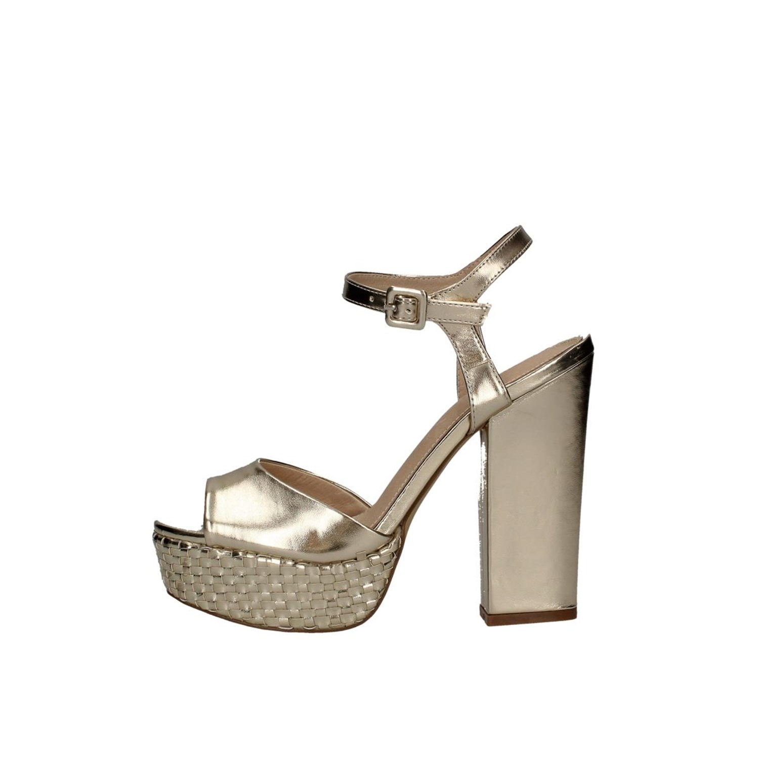 Saralopez 18180 Platinum Shoes Woman