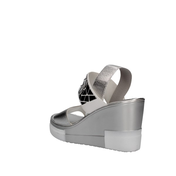 Cromia  With wedge Silver