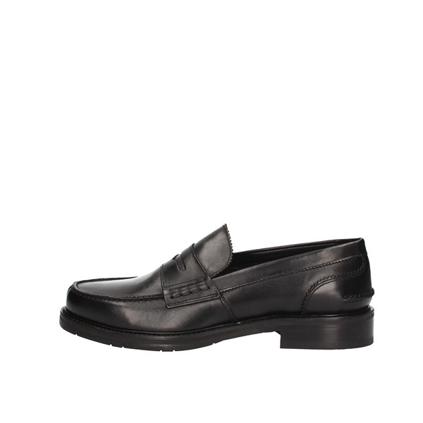 L'homme National Loafers Black