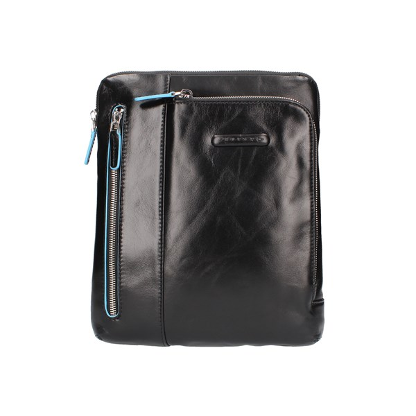 Piquadro Shoulder straps & Messenger black