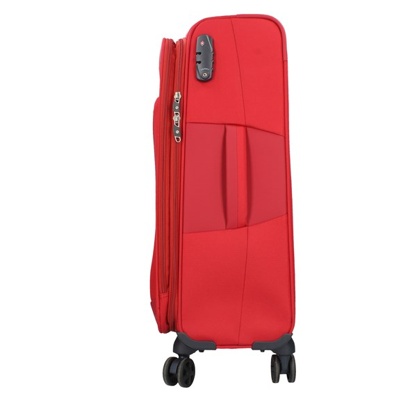 Samsonite Middle Red