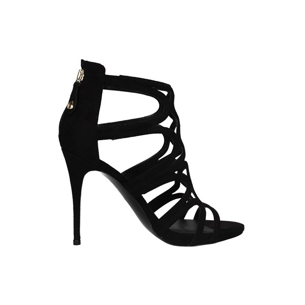 Guess Fltei2esu03 black Shoes Woman