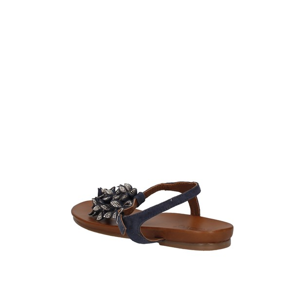 Inuovo Sandal Blue