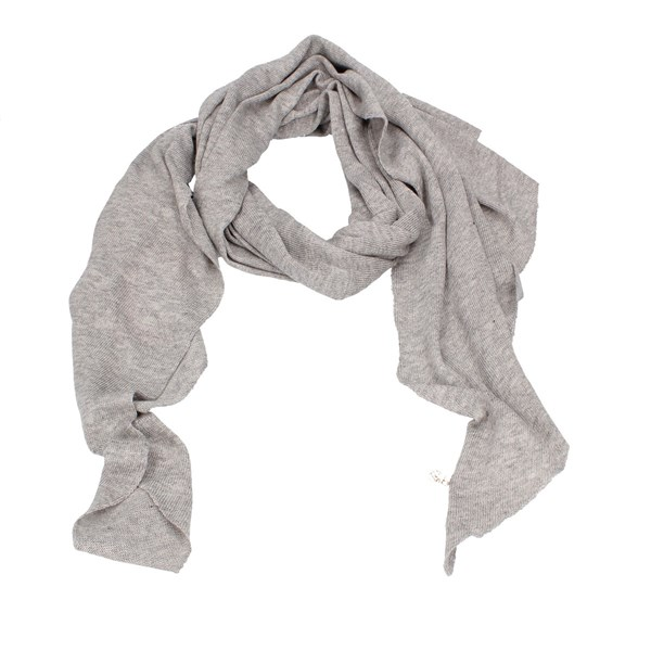 Trussardi Jeans Scarves Light grey