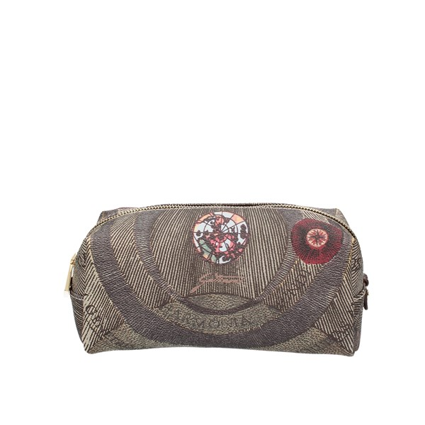 Gattinoni Bigpl1050wpvp56 Brown Accessories Women