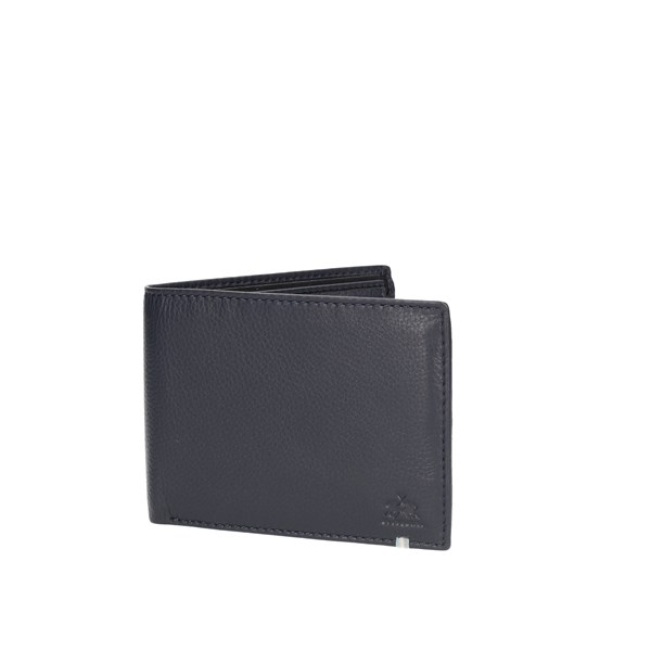 La Martina Wallet Blue