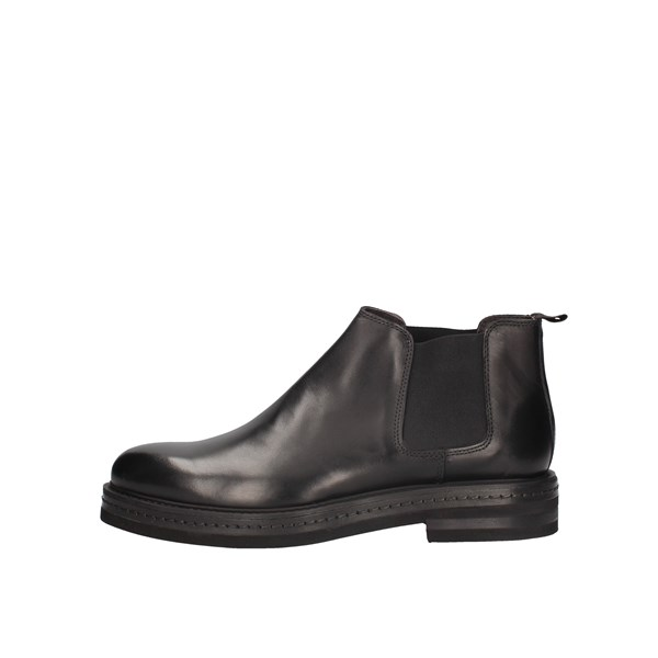 L'homme National boots Black