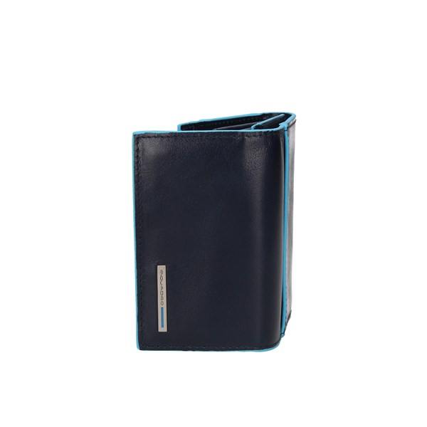 Piquadro Wallets Card Holder Pp4522b2 Blue