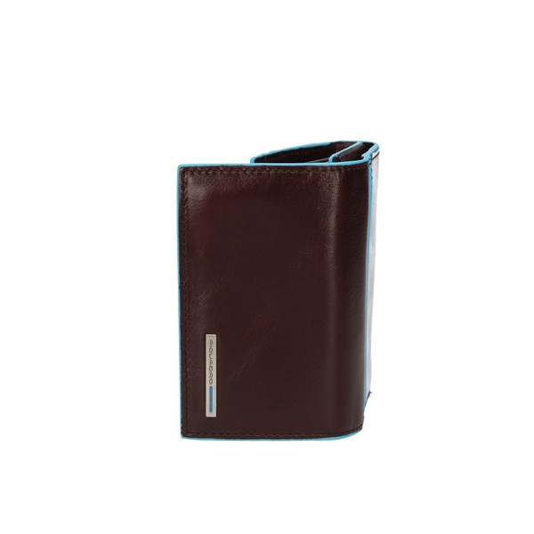 Piquadro Wallets Card Holder Pp4522b2 Mahogany