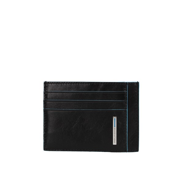 Piquadro Wallets Card Holder Pp2762b2r Black