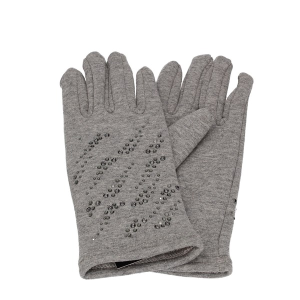 Caleidos Gloves & Scarves Gloves 316-03 Grey