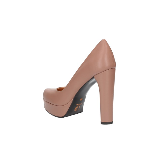 Andrea Pinto Heeled Shoes With Plateau Woman 610 1