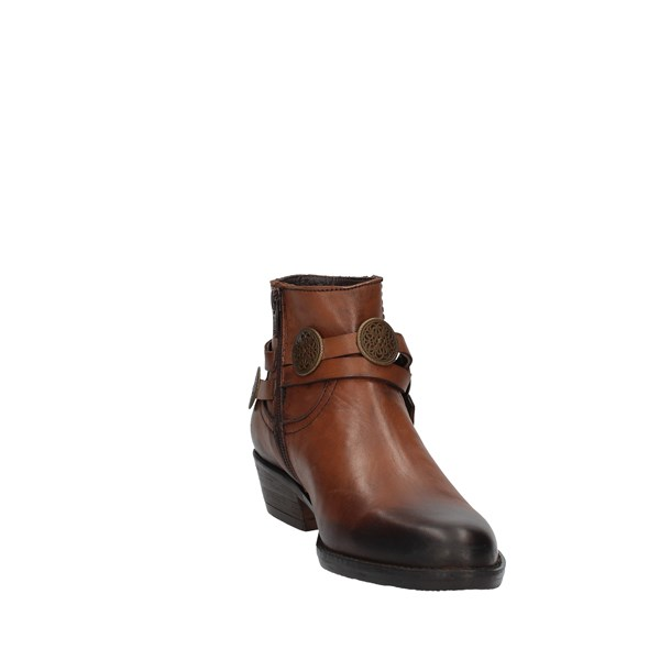 Inuovo Makemake Brown Shoes Woman