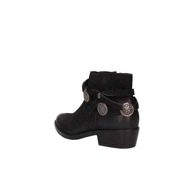 Inuovo Ankle boots Black