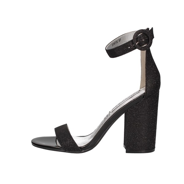 Francesco Milano With heel Black