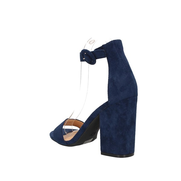 Francesco Milano With heel Blue