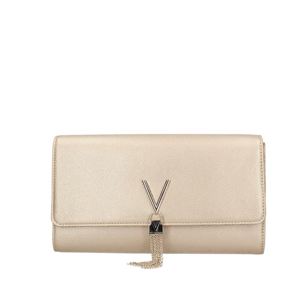Valentino Bags Evening Clutch Bag Gold