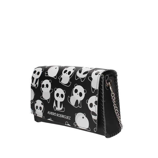 Alviero Rodriguez Shoulder bag Pandas