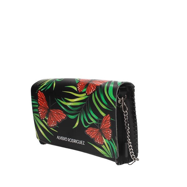 Alviero Rodriguez Shoulder bag Red Butterfly
