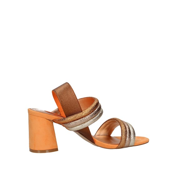 Luciano Barachini Sandals With heel Woman Cc203a 4