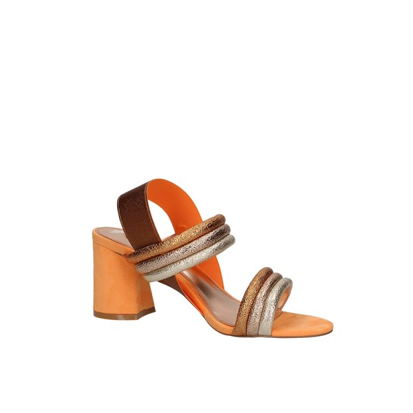 Luciano Barachini Sandals With heel Woman Cc203a 5