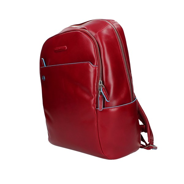 Piquadro Backpack Red