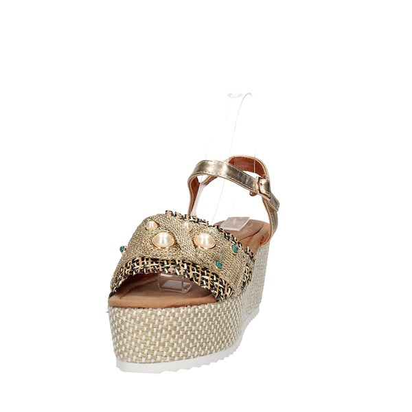 Baci & Abbracci Sandals  With wedge Woman C60039-56a 7