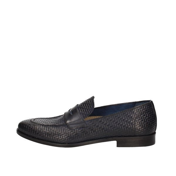 L'homme National Loafers Blue
