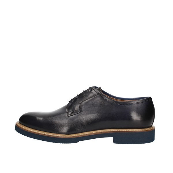 L'homme National Laced Oxford 1031 Blue
