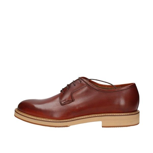 L'homme National Derby Leather