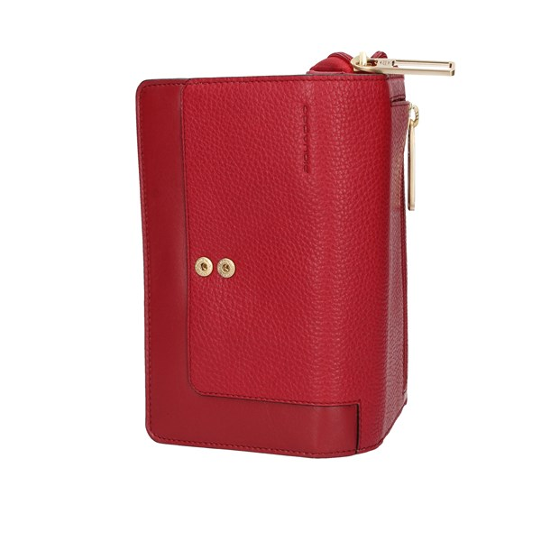 Piquadro Wallet Red