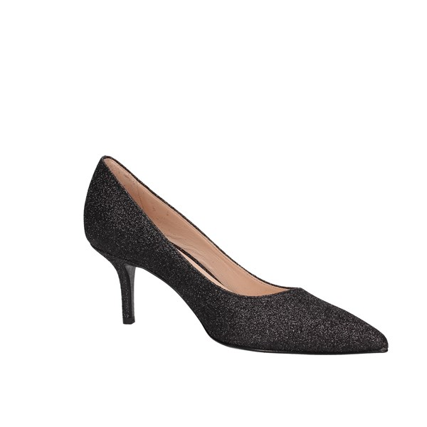 Lorenzo Mari Lor1020 Black Shoes Woman