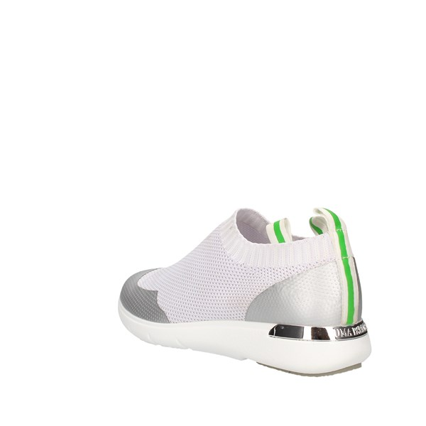 Uma Parker Sneakers White / Silver