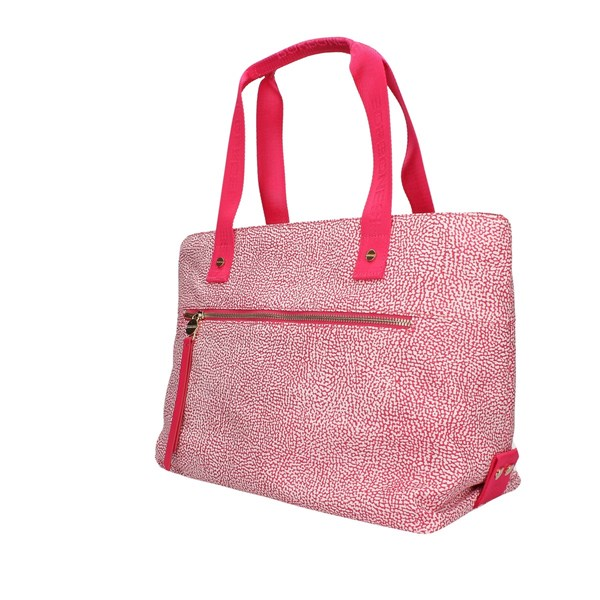 Borbonese Shopping Bag Rosso