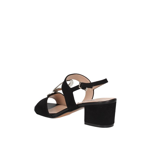 L'amour By Albano Sandals Black