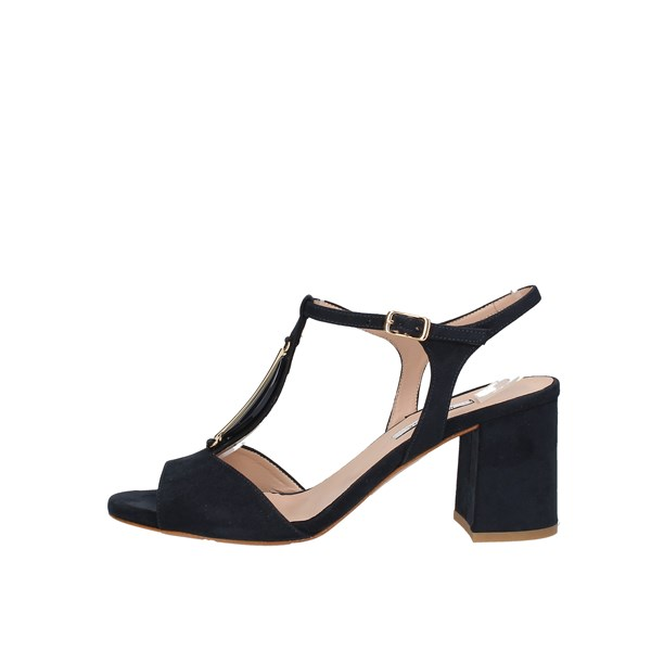 L'amour By Albano With heel Blue