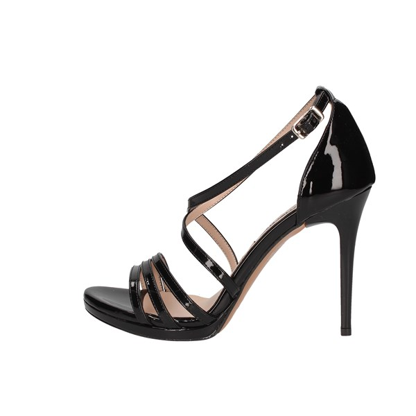 L'amour By Albano Heeled Shoes Check Woman 949 0