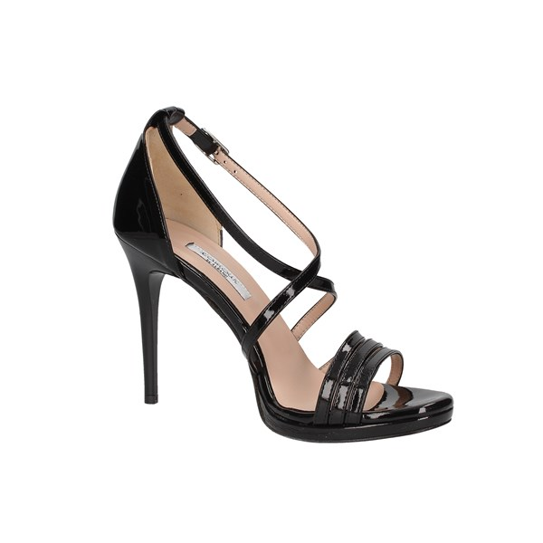 L'amour By Albano Heeled Shoes Check Woman 949 5