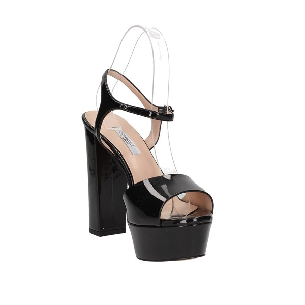 L'amour By Albano Heeled Shoes With Plateau Woman 920 6