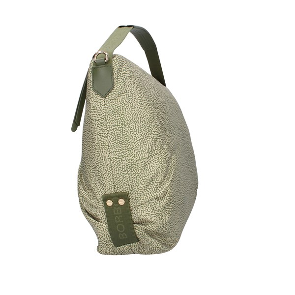 Borbonese 934383296 Green Bags Woman