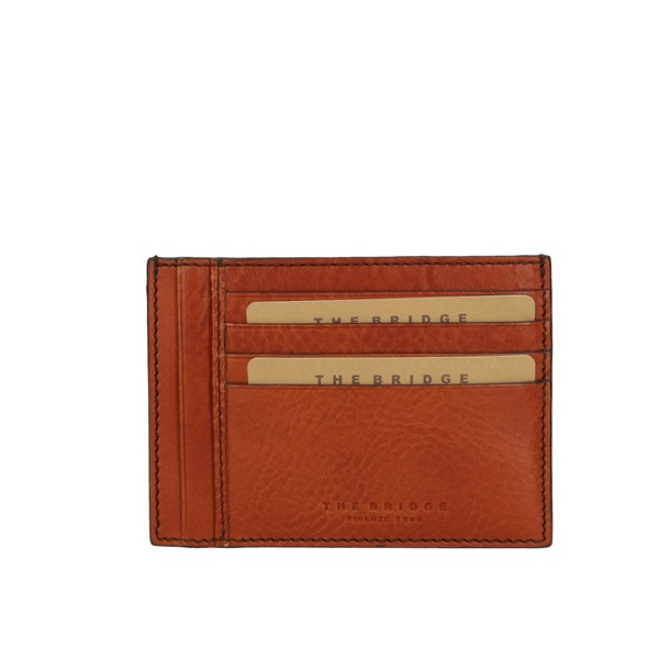 The Bridge Card Holder Cognac