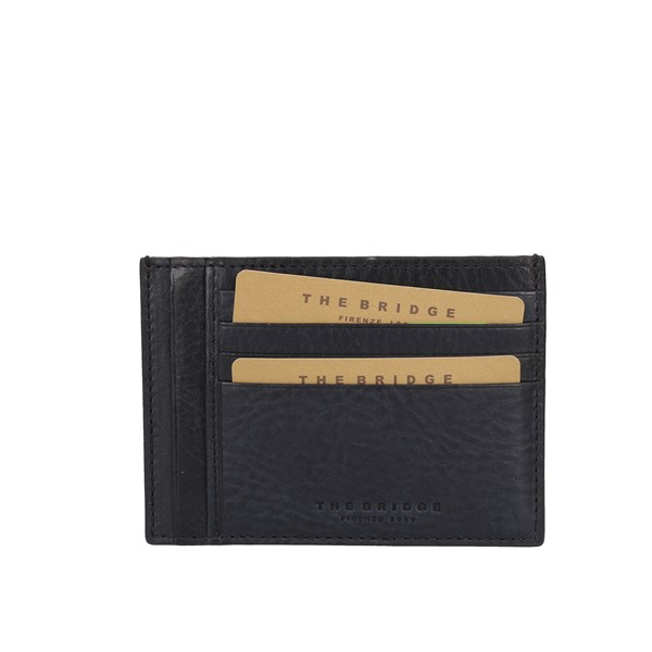 The Bridge Card Holder Blue